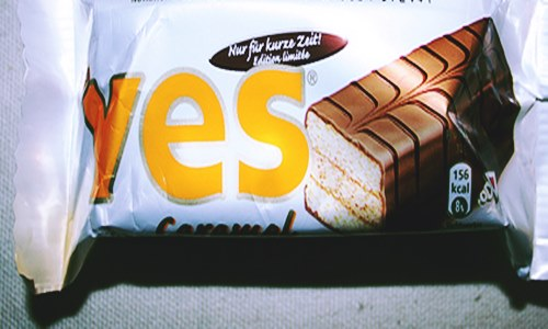 nestle unveils new gluten free yes snack bars