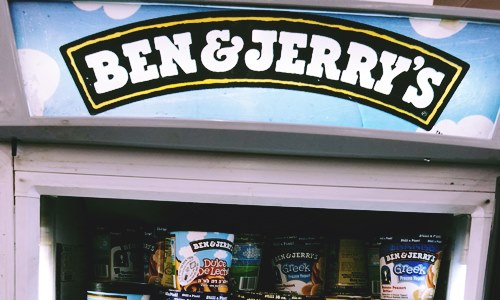 ben-jerrys launches new flavor support four organizations