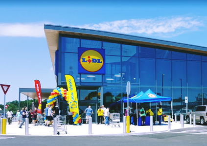 supermarket retailer lidl vows soy supply sustainable