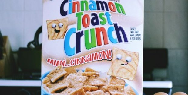 Cinnamon Toast Crunch Churros cereal