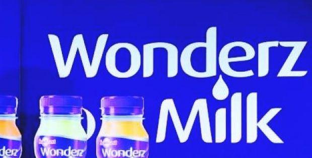 milk beverage Sunfeast Wonderz Milk