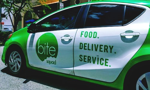 Tilman Fertitta's Waitr to acquire Bite Squad
