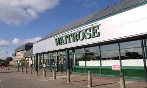 Waitrose unveils its brand-new vegan fishless fingers in Britain