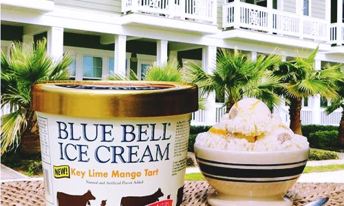 Blue Bell unveils new ice cream flavor and relaunches old favorite